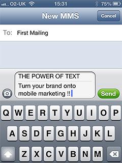 mobile email marketing statistics