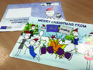 Post image for Planning your Christmas Direct Mail Campaign with First Mailing