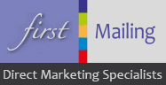 First Mailing Direct Marketing Specialists